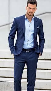 Best 25+ Blue suit men ideas on Pinterest | Blue suits, Mens suits ...