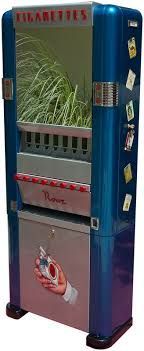 Rowe Cigarette Vending Machine Adorable Stoner Candy Vendor