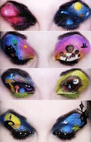 crazy eye makeup for s loveitsomuch