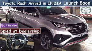 2018 Toyota Rush Mini Fortuner Price,Launch,Features,Engine Review ...