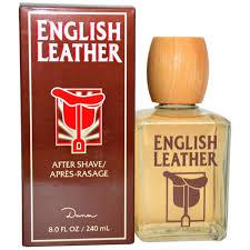 dana english leather for men after shave lotion splash 8 oz com