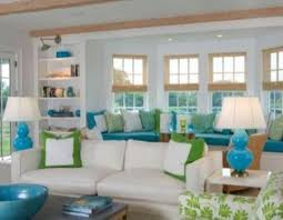Turquoise Living Room Decor Turquoise Living Room Interesting Wall With White Shelf By Idolza