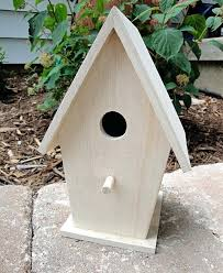 small wooden bird houses wood bird houses for small unfinished wood birdhouses