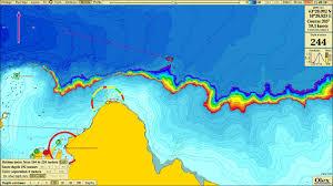 Olex Charts Olex Chart Plotter Srl Cosmos Trawl