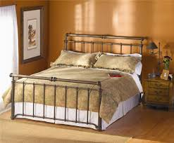 Sheffield Bedroom Furniture Wesley Allen Iron Beds Sheffield Iron Sleigh Bed Wayside