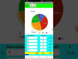 Create Pie Chart Apps On Google Play