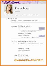 40 Cv Resume Template Doc Theorynpractice Simple ResumeDoc