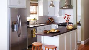 Small Kitchen Cheap Makeovers