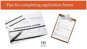 Tips For Completing Application Forms Cvs And Application Forms For Researchers 2017