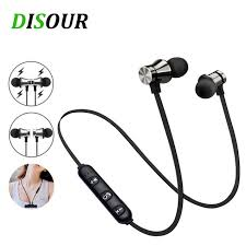 <b>Magnetic Wireless</b> bluetooth Earphone <b>XT11</b> music headset Phone ...