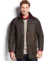 Country Style Wax Jacket
