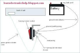 lighted rocker switch wiring diagram 4 pin led narva 5 fog light full size of 3 gang rocker switch panel wiring diagram x gaming chair mictuning 5 pin