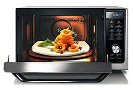 samsung mc11h6033ct countertop convection microwave black stainless