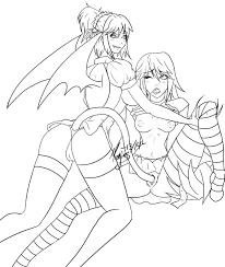 Mizore and kurumu hentai
