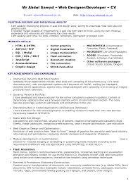 ui developer resume ui developer resume 5016