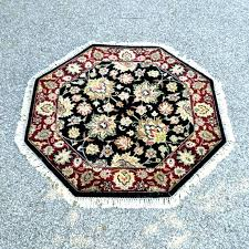 octagon rugs octagonal shaped kitchen area rug carpet remarkable for your home floor com fl octagon area rug