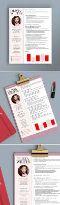 Fashion Resume Templates Template Of Business Resume Budget