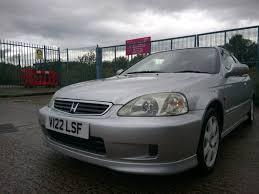 Honda - CIVIC - 2004 for £2,100.00 - UK Cheap Used Cars