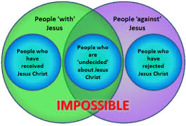 Venn Diagram Jesus Are You Undecided Skepticscall