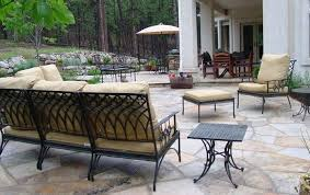 outdoor patio design pictures spacious backyard flagstone patio in black forest outdoor patio design pictures uk