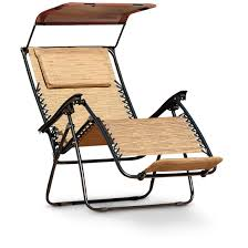 zero gravity recliner with canopy and foot rest for outdoor furniture ideas