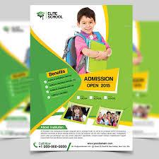 junior school flyer template by aam graphicriver junior school flyer template corporate flyers middot screenshot 1 jpg