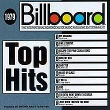 Billboard Charts 1978 Top 100 Billboard Top Hits 1979 Wikipedia