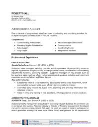 Property Management Specialist Sample Resume Assistanty Manager Resume No Experience Assistant Property Resumes 19