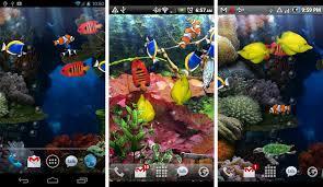 tropical aquarium wallpaper. Unique Aquarium Aquarium Live Wallpaper By Kittehface Software Lets You Have A Beautiful  Tropical  On Tropical
