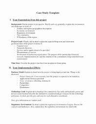 30 Case Study Format Pryncepality