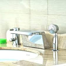 bathtub spray hose bathtub spray hose sprayer image of faucets with attached handheld bathroom bidet bathtub bathtub spray hose