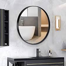 andy star round wall mirror for