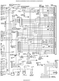 repair guides wiring diagrams wiring diagrams autozone com 29 1986 88 oldsmobile delta 88 wiring schematic