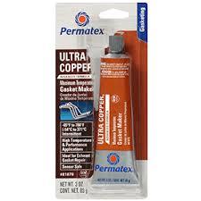 Permatex Ultra Copper Maximum Temperature Rtv