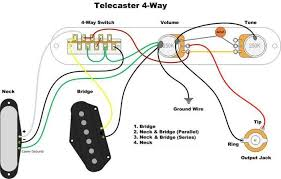 way switch alternatives for both pickup in series telecaster tele 4 way phostenix new mod jpg