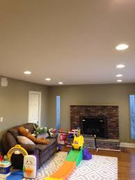 berkeley heights recessed lighting project