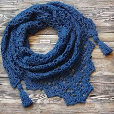 Купить Шаль - <b>синий</b>, шаль, <b>шарф</b>   <b>шарфы</b> и шали - Pinterest