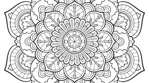 Free Printable Coloring Pages Intricate Intricate Coloring Pages For