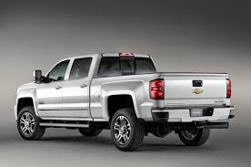 All Chevy chevy 2500hd high country : 2015 Chevrolet Silverado High Country HD - Review Specs