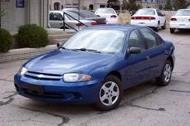 2003 Chevrolet Cavalier Specs and Photos | StrongAuto
