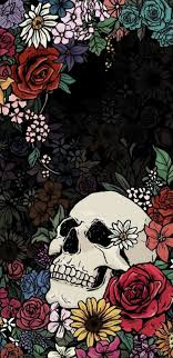 Skull Art iPhone Wallpapers - Top Free ...