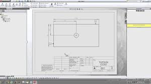 Geometric Tolerancing Reference Chart Datum And Geometric Tolerance In Solidworks Drawings