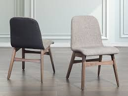 modern dining chairs. Modern Dining Chair With Glamorous Gray Chairs Of MADOX Wood Grey Plan 7