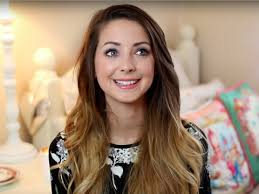 zoella who ranks fourth on this list vlogs about fashion and beauty you