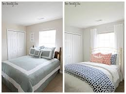 Creative Inspiration Bedroom Makeover Minimalist Guest 4 Invigorate