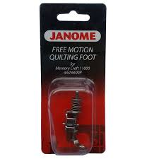 Aliexpress.com : Buy Janome Memory Craft High Shank Free Motion ... & Aliexpress.com : Buy Janome Memory Craft High Shank Free Motion Quilting  Foot 200442004 from Reliable quilting foot suppliers on sewingparts-online Adamdwight.com