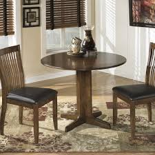 expandable dining table ka ta: signature design by ashley stuman drop leaf dining table