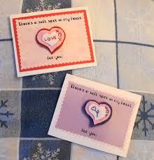 diy valentine hair clip with felt