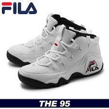 fila 95. fila fila the 95 grant hill 1 basket shoes grant hill 1st 7bjkb1705 96 white \