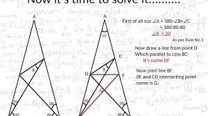 world s hardest easy geometry problem with solution